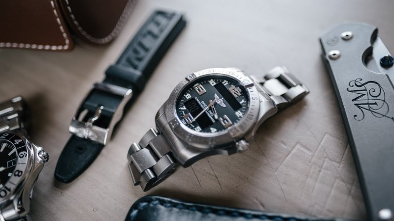Breitling Professional Aerospace Evo Watch Review 3
