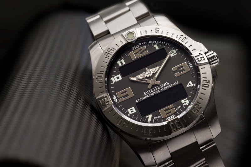 Breitling Professional Aerospace Evo Watch Review 2