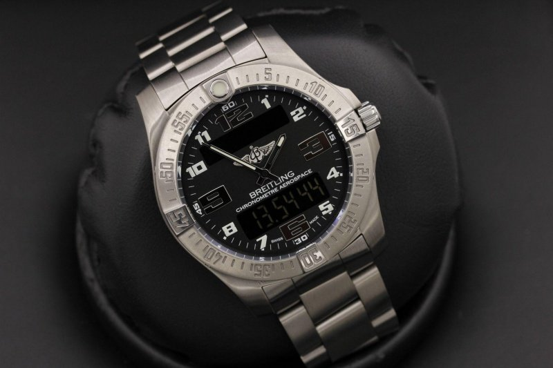 Breitling Professional Aerospace Evo Watch Review 1