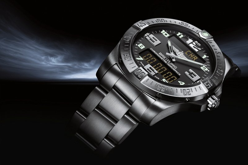 Breitling Professional Aerospace Evo Watch Review