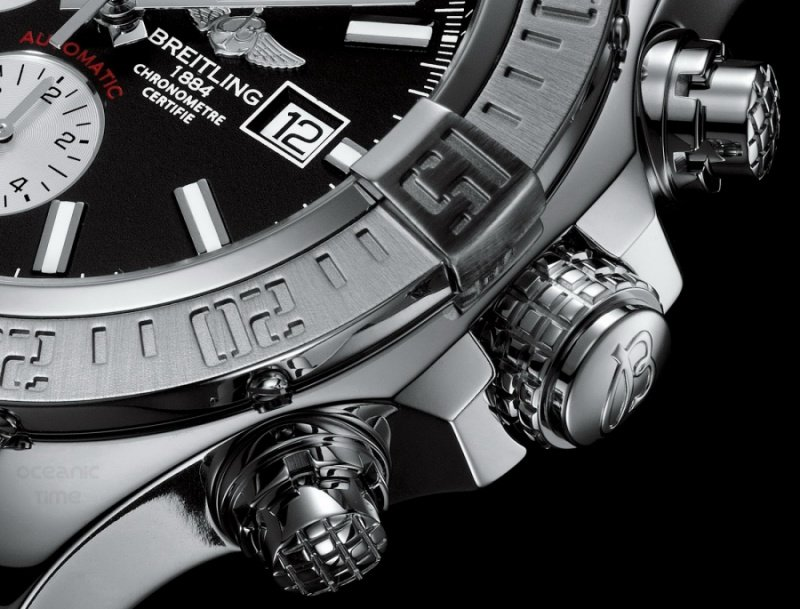 Breitling Super Avenger II Chronograph Watch Review 5
