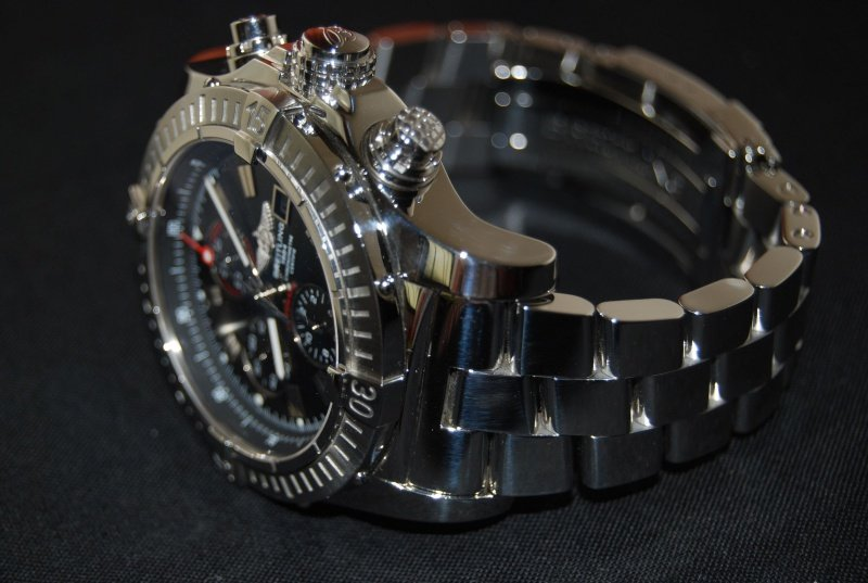 Breitling Super Avenger II Chronograph Watch Review 2