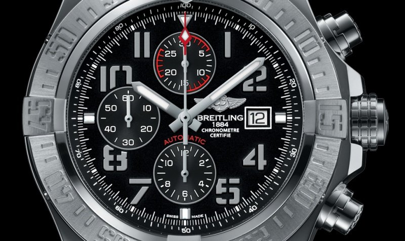 Breitling Super Avenger II Chronograph Watch Review 1