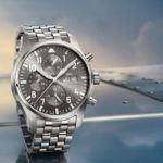 IWC Schaffhausen Pilot Chronograph IW377710 Watch Review