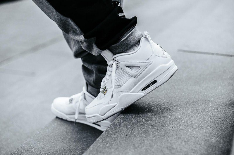 Air Jordan 4 Retro Pure Money Sneakers Review 7