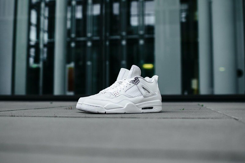 Air Jordan 4 Retro Pure Money Sneakers Review 6