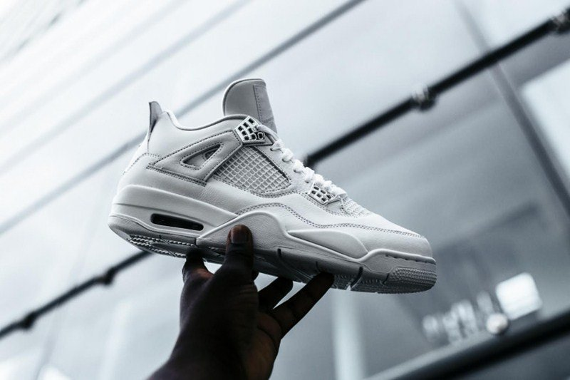 Air Jordan 4 Retro Pure Money Sneakers Review 2