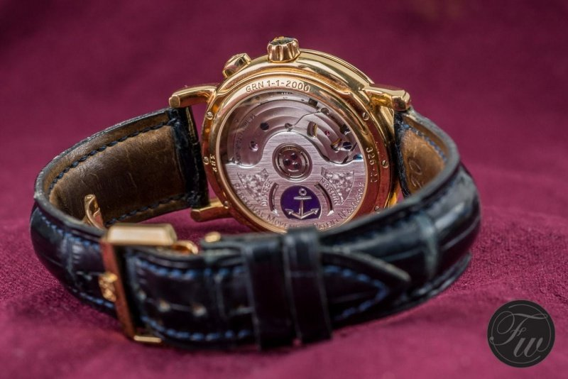 Ulysse Nardin GMT Perpetual Watch Review 5