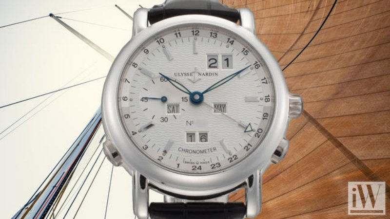 Ulysse Nardin GMT Perpetual Watch Review 3