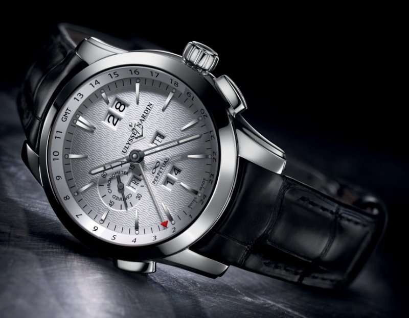 Ulysse Nardin GMT Perpetual Watch Review 2