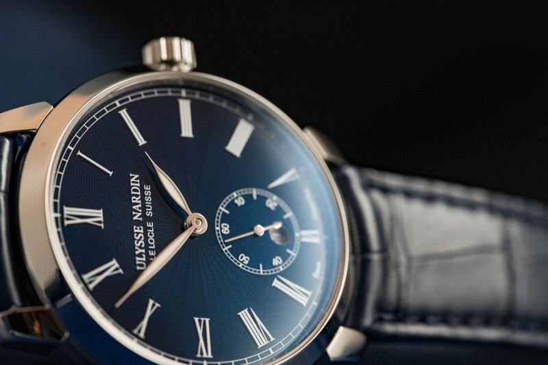 Ulysse Nardin Classico 3203 Watch Review 6