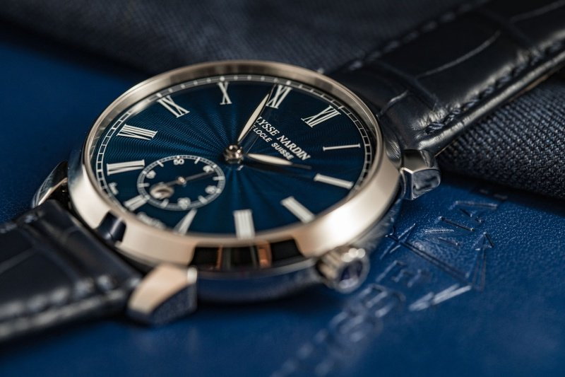 Ulysse Nardin Classico 3203 Watch Review 5