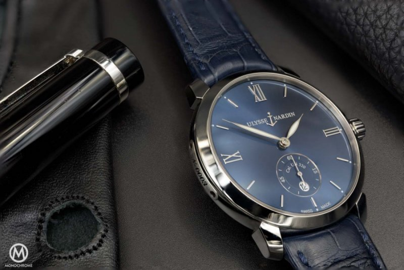 Ulysse Nardin Classico 3203 Watch Review 3