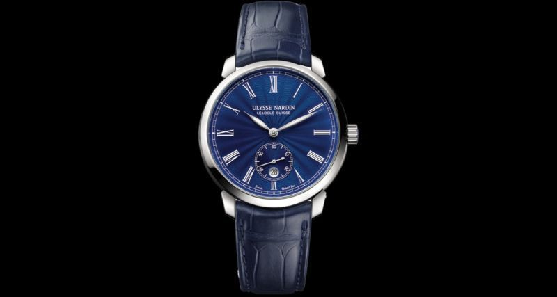 Ulysse Nardin Classico 3203 Watch Review 1