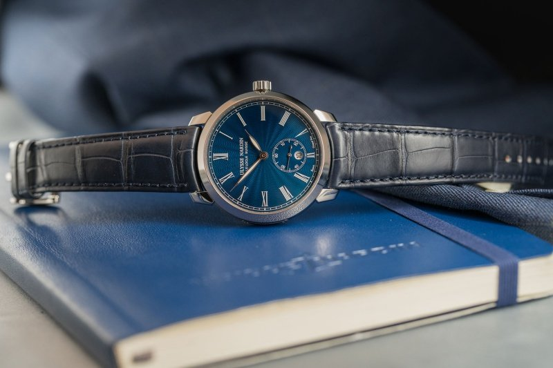 Ulysse Nardin Classico 3203 Watch Review
