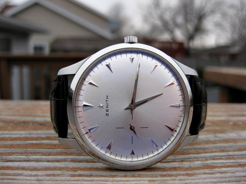 Zenith Elite 681 Ultra Thin Watch Review