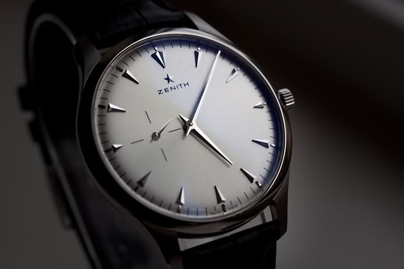Zenith Elite 681 Ultra Thin Watch Review 7