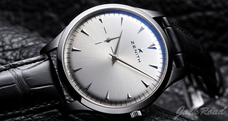 Zenith Elite 681 Ultra Thin Watch Review 4