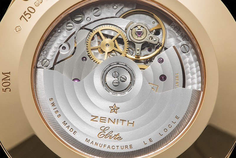 Zenith Elite 681 Ultra Thin Watch Review 3