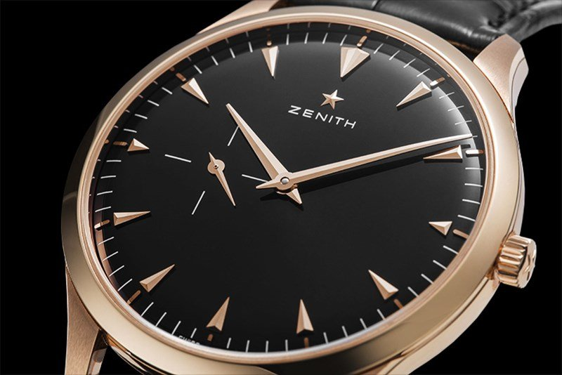 Zenith Elite 681 Ultra Thin Watch Review 2