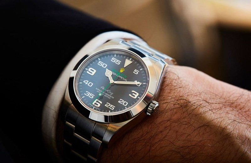 Rolex Air King Watch Review 7