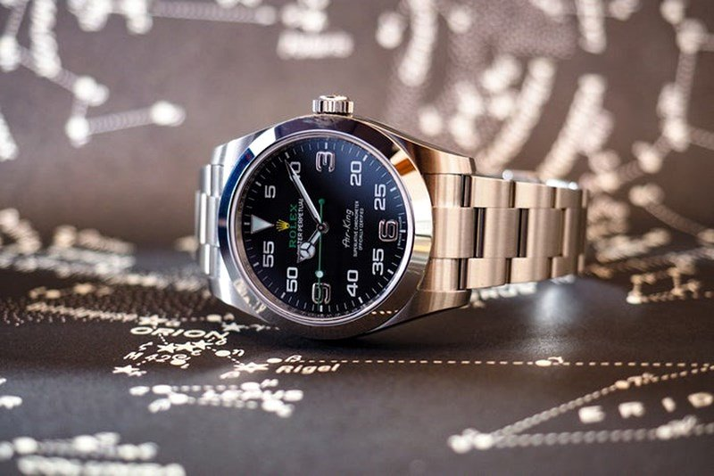 Rolex Air King Watch Review 5