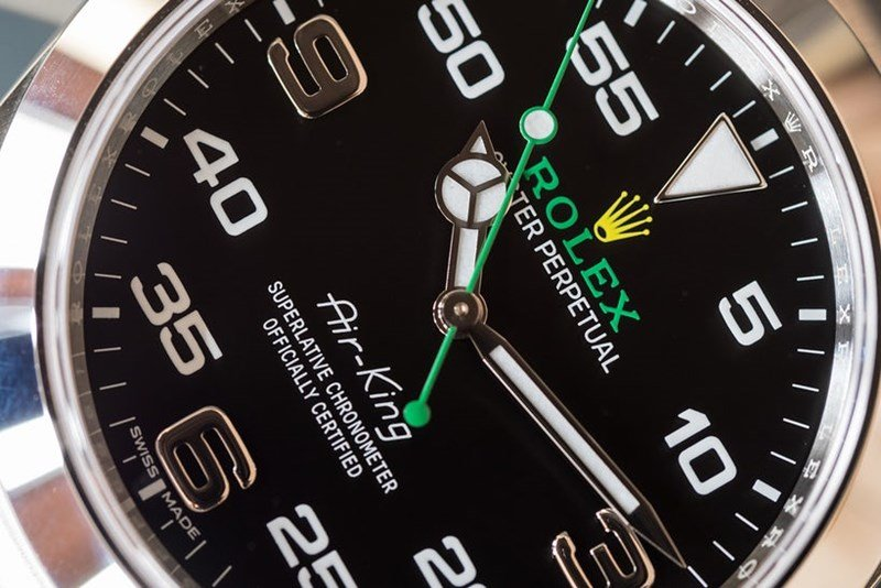 Rolex Air King Watch Review 3
