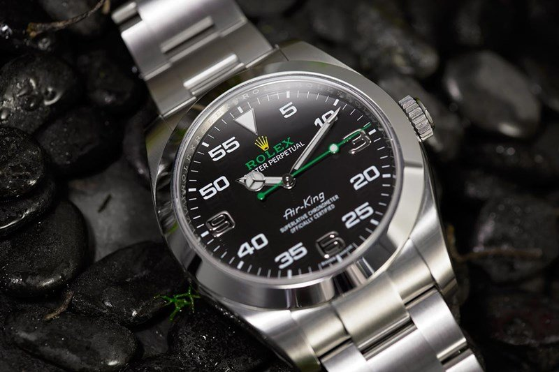 Rolex Air King Watch Review 2