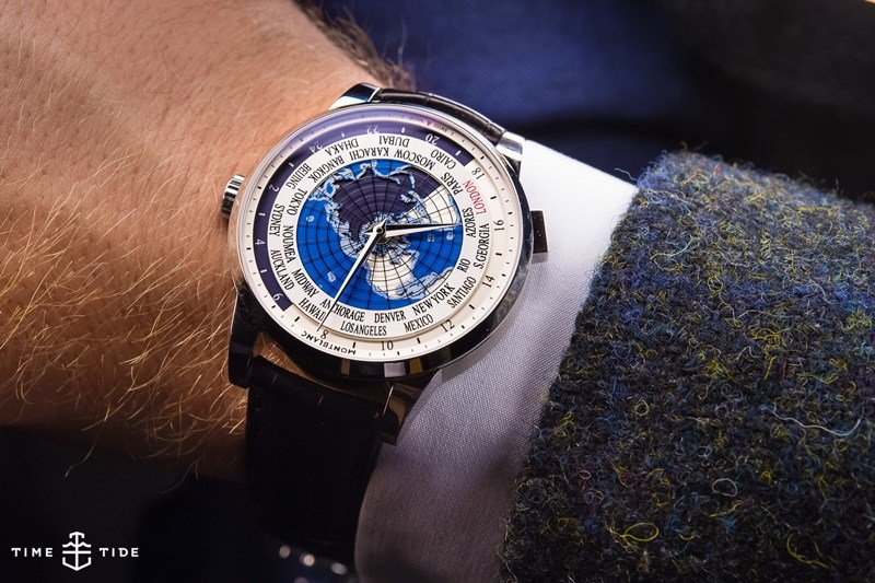 Montblanc Heritage Spirit Orbis Terrarum Watch Review 7