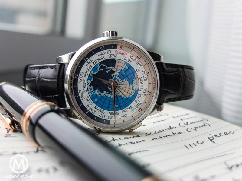 Montblanc Heritage Spirit Orbis Terrarum Watch Review 3