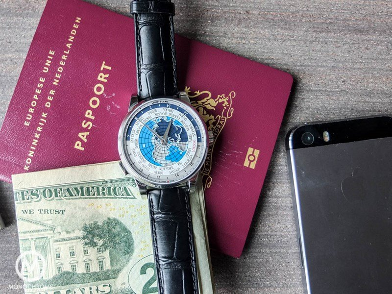 Montblanc Heritage Spirit Orbis Terrarum Watch Review 2