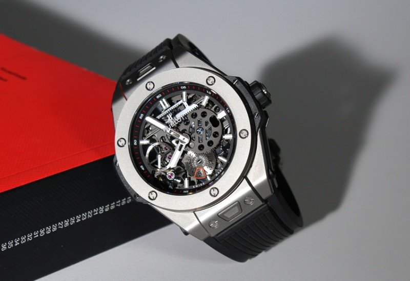Hublot Big Bang Meca-10 Watch Review