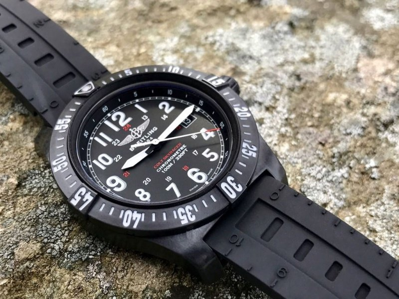 Breitling Colt Skyracer Watch Review 3