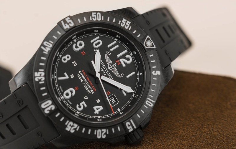 Breitling Colt Skyracer Watch Review 2