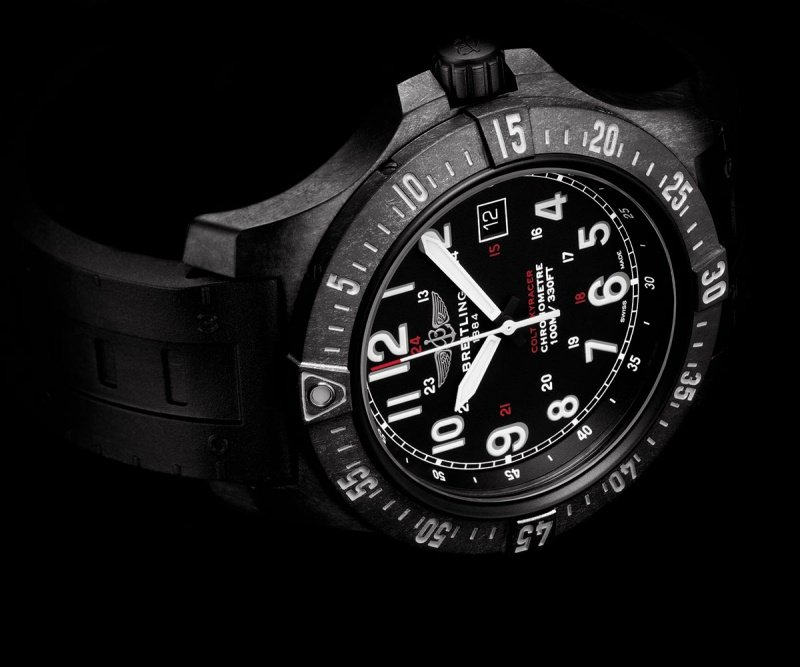 Breitling Colt Skyracer Watch Review 1