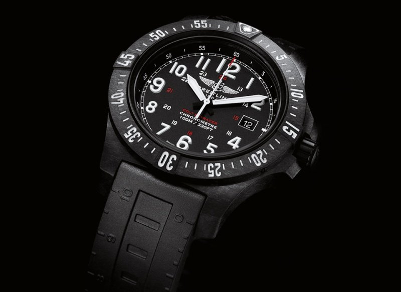 Breitling Colt Skyracer Watch Review