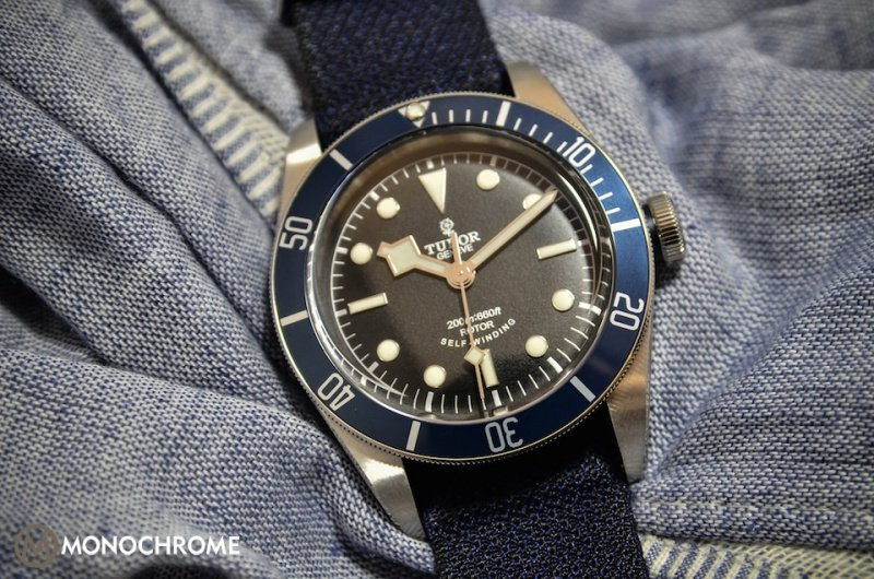 Tudor Heritage Black Bay 79220B Watch Review 6