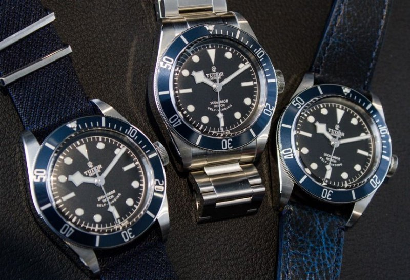 Tudor Heritage Black Bay 79220B Watch Review 5