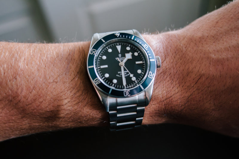 Tudor Heritage Black Bay 79220B Watch Review 3