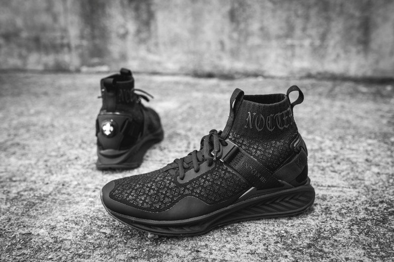 Puma x En Noir Ignite EvoKnit Sneakers Review 3