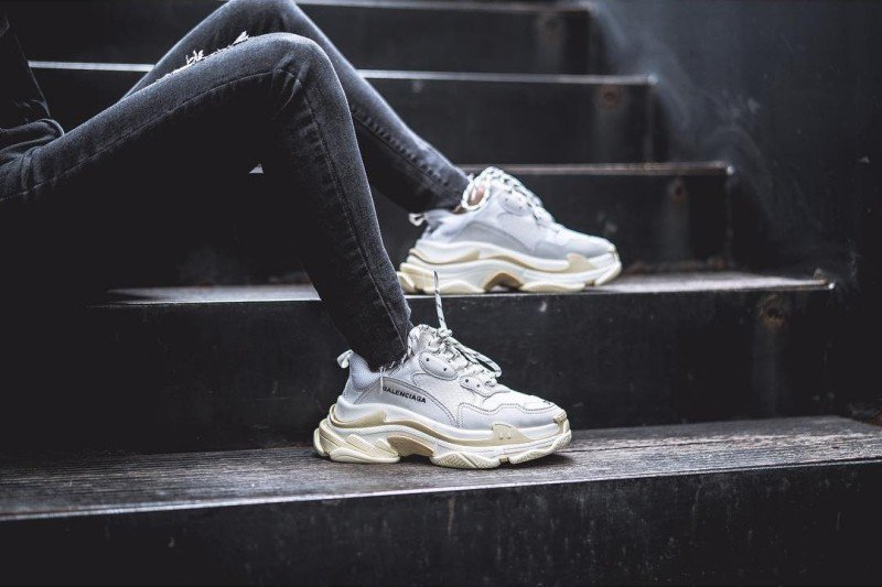 Balenciaga Triple S Sneakers Review