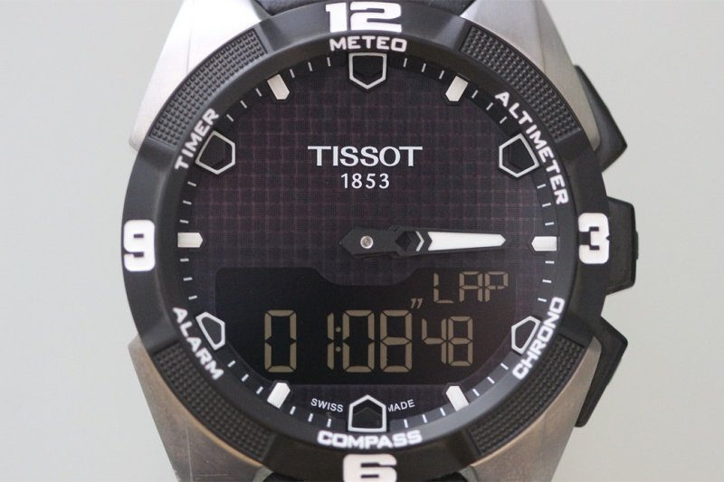 Tissot T-Touch Expert Solar Watch Review