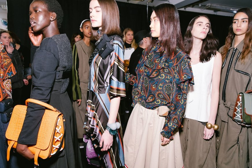 Collections From the London Fashion Week in September 2018 That Had Us in Awe - Featured Image Edited