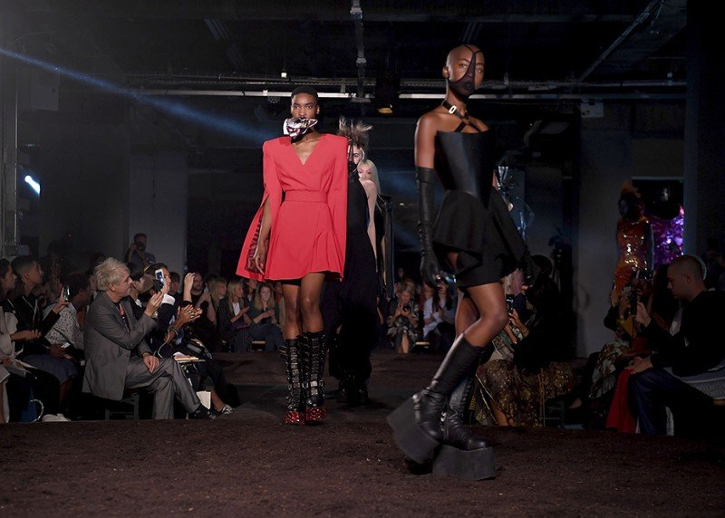 Collections From the London Fashion Week That Had Us in Awe 5