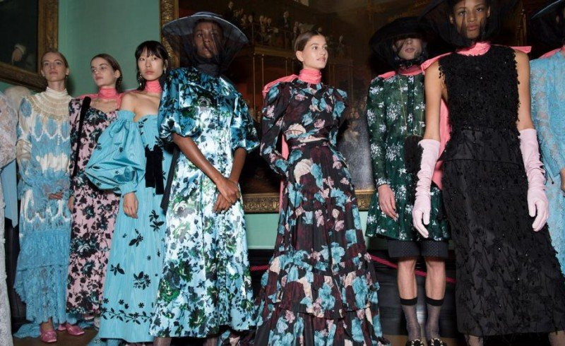 Collections From the London Fashion Week That Had Us in Awe 2