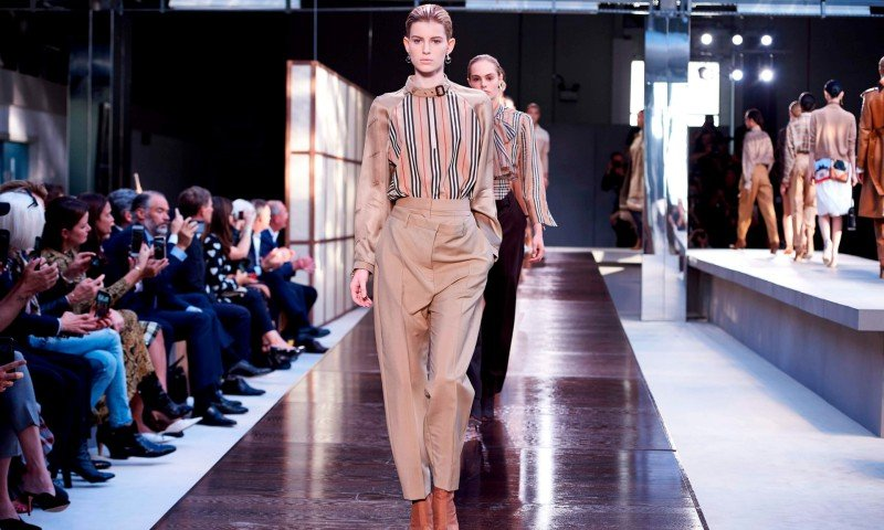 Collections From the London Fashion Week That Had Us in Awe 1