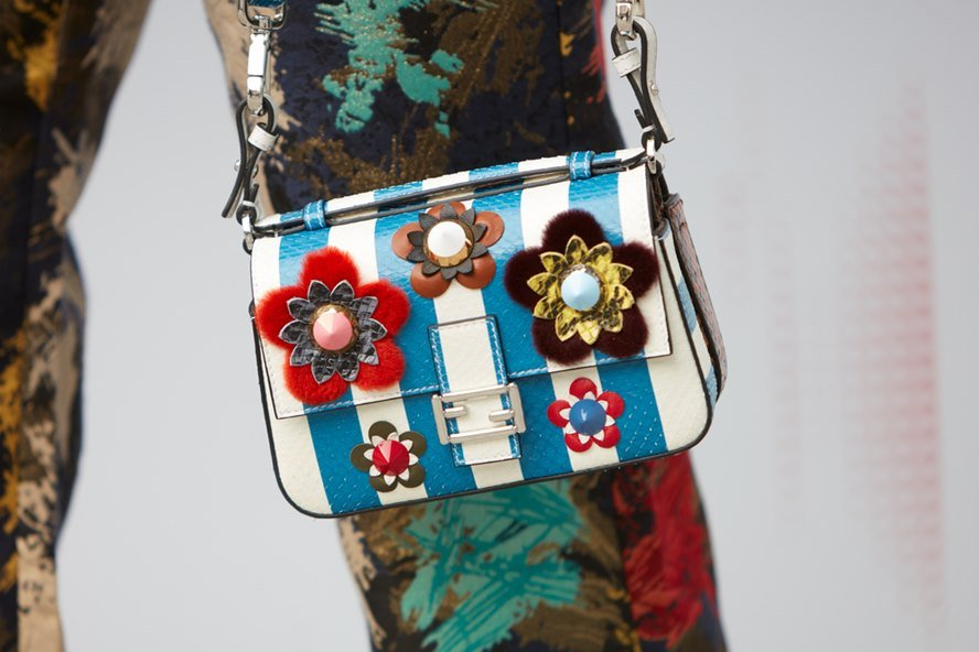 Fendi's Cult Favorite Baguette Makes Its Way Back to the Runway - Featured Image