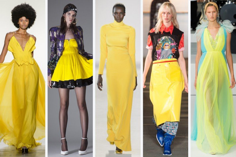 What's in for Spring (According to Trends from NYFW) 2