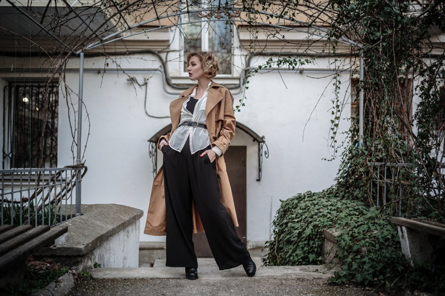 The Rain Doesn't Have to Dampen Your Style - Lovely Designer Raincoats to Have