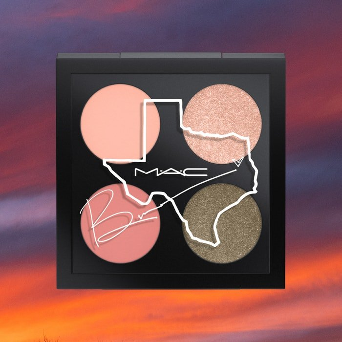 Brandon Maxwell x MAC Dot's Dots Eyeshadow Palette